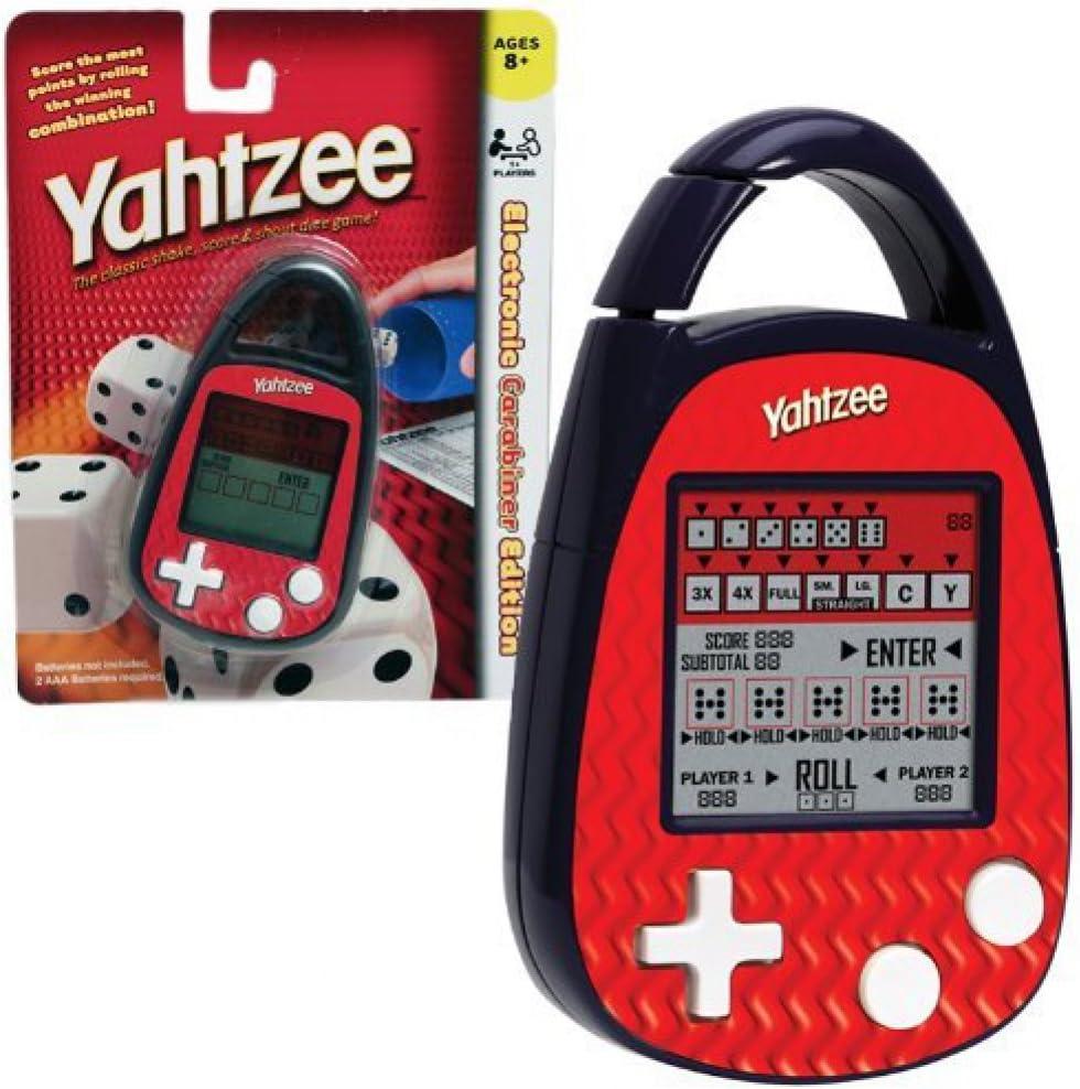 Toy - Electronic Yahtzee Carabiner Trust Dedication