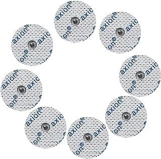 8 Electrodos redondos Ø 32mm - para su aparato TENS EMS