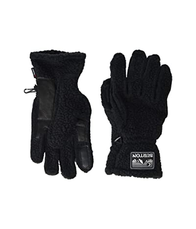 Burton Stovepipe Fleece Gloves Snowboard Gloves