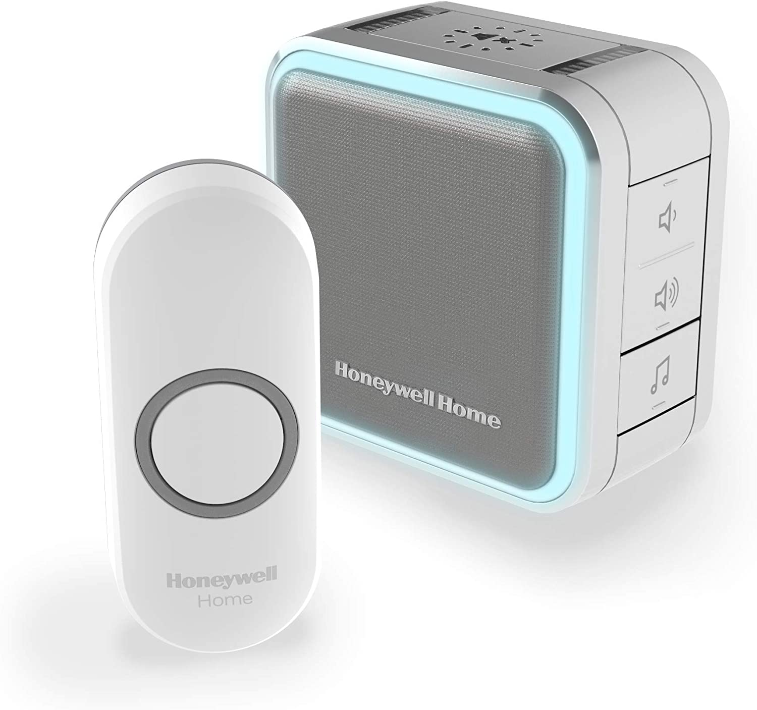 Honeywell Home All Popular product items in the store RDWL515P2000 E Series Portable Wireless 5 Doorbel