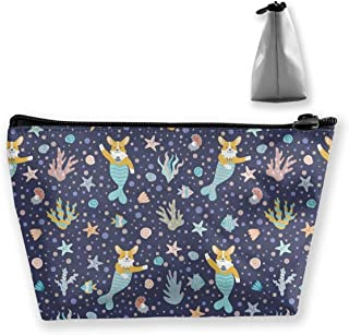 Cosmetic Bags for Women, Large Capacity Travel Makeup Pouch Portable Travel Waterproof Toiletries Accessories Organizer Se...