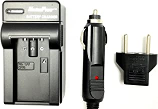 MaximalPower Charger for CR-V3 Kodak Nikon Casio Olympus Samsung Benq C-100, C-120, C-150, C-160, C-170, C-180, C-2, C-21, C-730, C-740, C-750, D-370, D-380, D-390, D-510, SP-500 and More