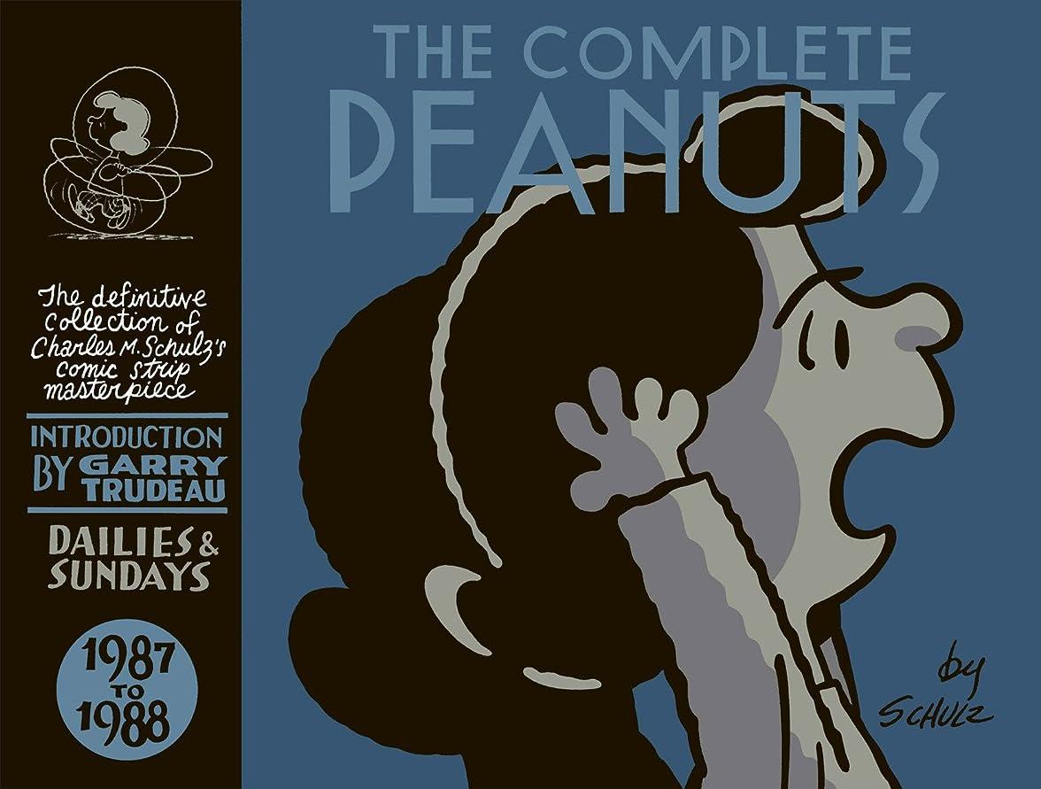 市区町村摂氏割り当てThe Complete Peanuts Vol. 19: 1987-1988 (English Edition)