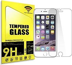 """ACTECOM® Protector Pantalla para iPhone 7 / iPhone 8 4,7"""" Cristal Vidrio Templado"""