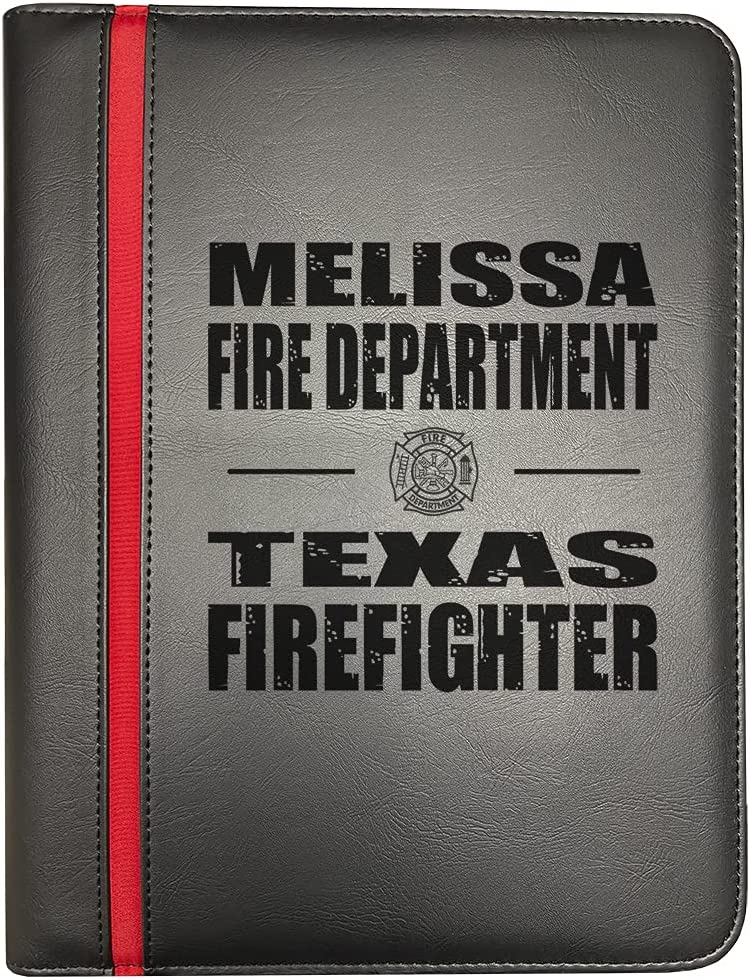 Compatible with Melissa Texas Departments Thin Firefighter Branded goods Weekly update Fire