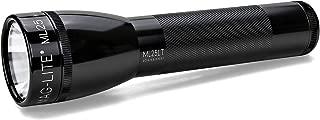 Maglite ML25LT LED 2-Cell C Flashlight, Black