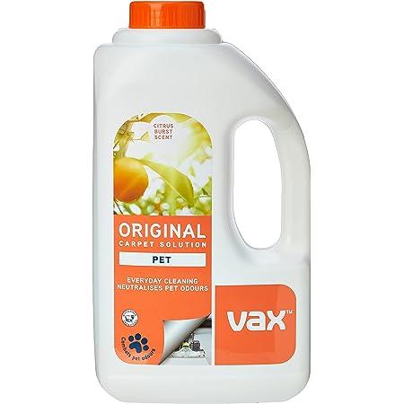 Vax 1-9-142054 Original Pet 1.5L Carpet Cleaner Solution, White
