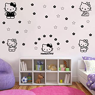 Best hello kitty wall stickers Reviews