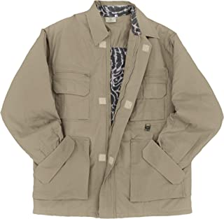 Field Jacket for Men, Lightweight, Multi Pockets, Perfect for Explorers, Photographers and Journalists
