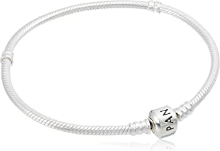 PANDORA Women's Iconic Standard 925 Sterling Silver Charm Bracelet 590702HV