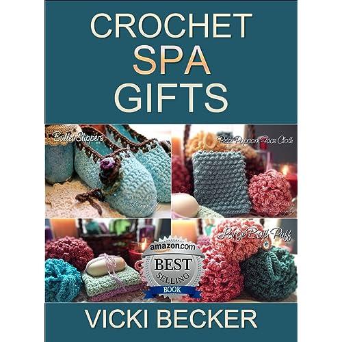 Amazoncom Crochet Spa Gifts Easy Weekend Crochet Book 3 Ebook