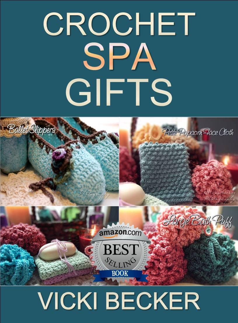 Follow the Author  sc 1 st  Amazon.com & Amazon.com: Crochet Spa Gifts (Easy Weekend Crochet Book 3) eBook ...