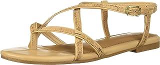 Aerosoles A2 Women's Short Hand Sandal, Cork Combo, 5.5 M US