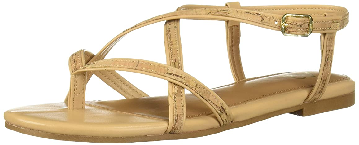 Aerosoles Women's Short Hand Flat Sandal