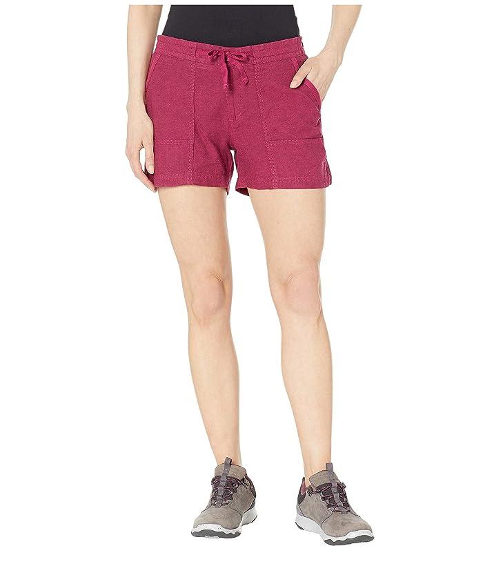 Columbia Summer Time Shorts (Wine Berry) Women