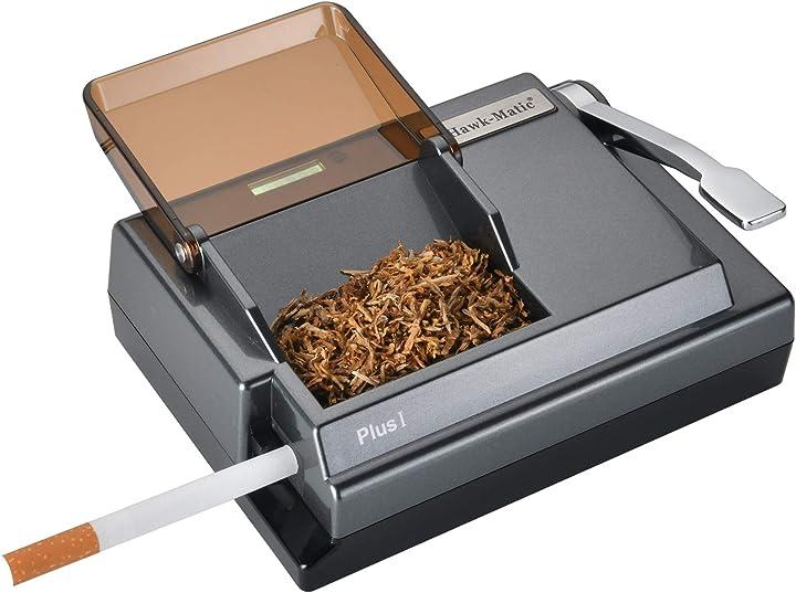 Macchina per rollare hawk-matic puls i la macchina riempitubetti elettrica macchina per sigarette elettrica 697300893