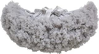 Elonglin Mädchen Vintage Rock Tütü Pettiskirt Stärker Puffy überlagerte Tüll Ballettröckchen Schleife Rock Tanzrock Tutu Röcke