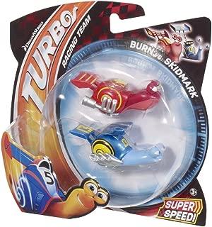 Turbo Dreamworks Vehicle Burn Vs Skidmark