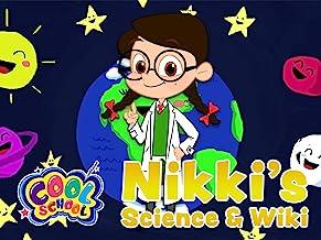 Nikki's Science & Wiki - Cool School