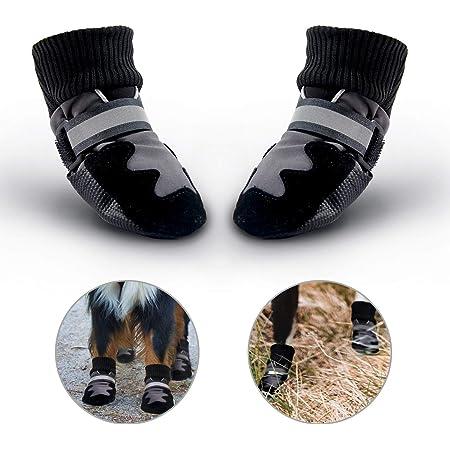 Taglia L PAWISE 13044/hundesc huhe Zampa di Zampa Scarpe Cane Stivali Doggy Boots