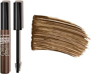 L.A. Colors Browie Wowie Tinted Brow Gel Soft Universal Taupe 3 Pcs