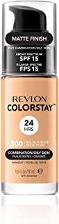 Revlon Colorstay Make Up Combination Oily Skin 300 Golden Beige 30ml