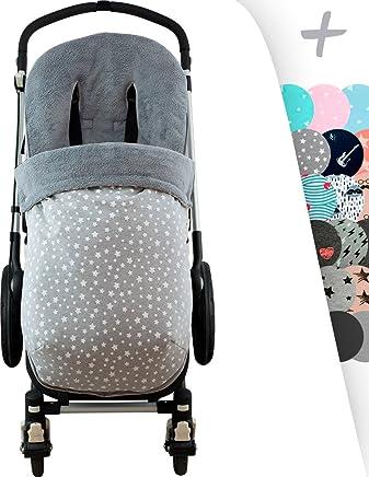 Amazon.es: saco silla paseo universal