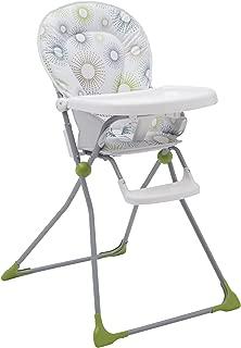 Delta Children EZ-Fold High Chair, Starburst