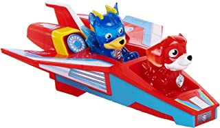 Nickelodeon Paw Patrol Mini Jet Playset with Chase and Marshall Included
