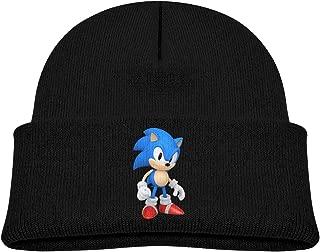 Libby Marsh Kids Sonic The Hedgehog Running Comfort Hat Beanies Cap