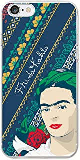 Ish Original Official Frida Kahlo Rose Phone Case/Cover Slim Soft TPU Apple iPhone 8