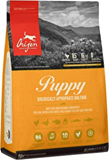 holistic grain free puppy food