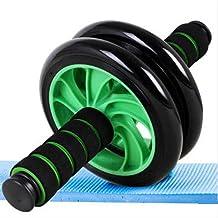 Tweewielige abdominale wielhuis fitnessapparatuur abdominale spierwiel push-ups gigantische wiel abdominale gezondheid mil...