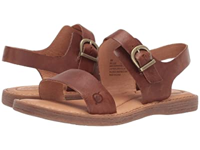 Born Selway (Tan Full Grain Leather) Women