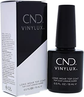 CND CND Vinylux Weekly Top Coat by CND for Women - 0.5 oz Nail Polish, 68.04 grams