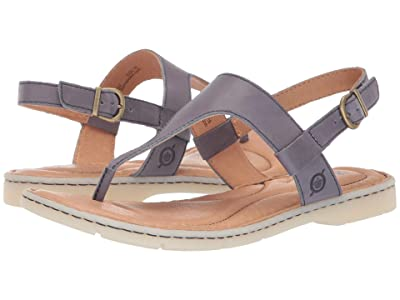 Born Taylor (Light Blue Full Grain Leather) Women
