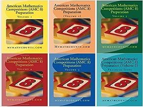 American Mathematics Competitions (AMC 8) Preparation Volume 1-6