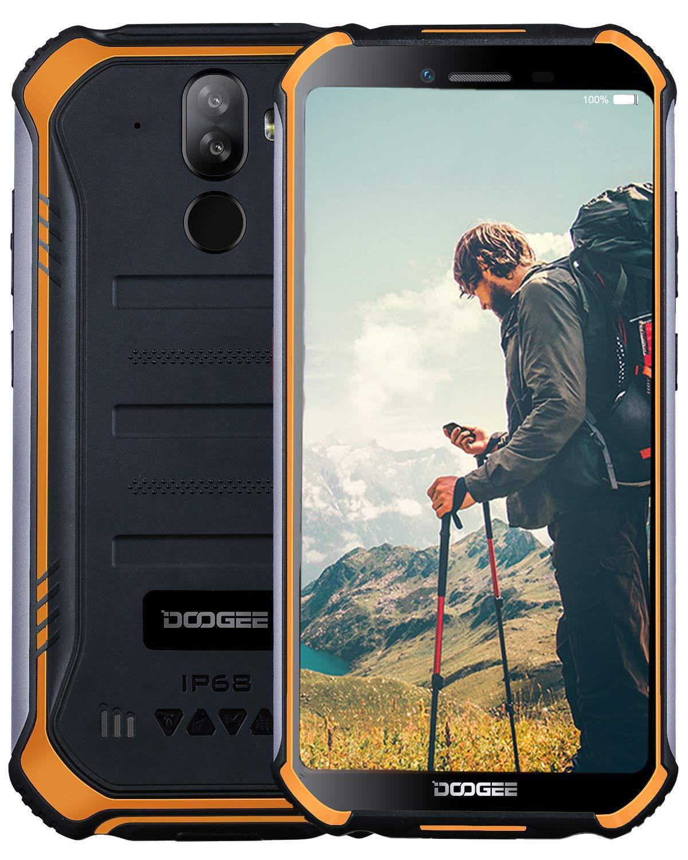 Movil Resistente (2020), DOOGEE S40 Telefono Movil Antigolpes,5.5 ...