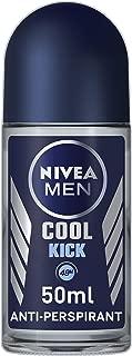 Nivea Men Cool Kick 48 Hours Anti-Perspirant Deodorant Roll On 50 ml - by Nivea