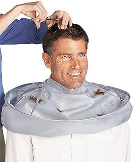 TraderPlus Waterproof Hair Cutting Cape Cloak Umbrella Barber Haircut Kit Apron Use at Home or Salon