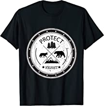 Protect - Resist National Parks and Forest Service Tshirt