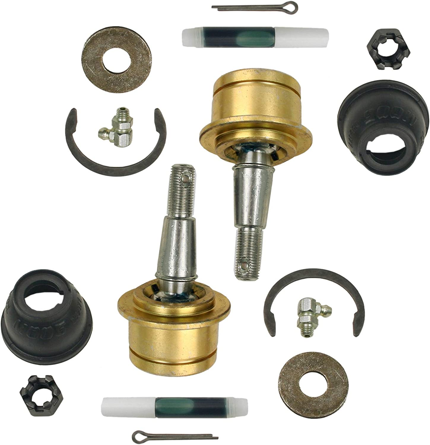 Pair Set Of 2 Front Easy-to-use Be super welcome Lower Jeep For Cherok Suspension Ball Joints