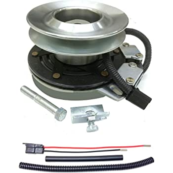 w// Wire Harness Repair Kit !! PTO Blade Clutch For Sears Craftsman 160889