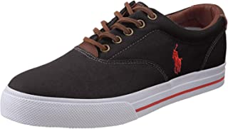Men's Vaughn Canvas/Leather Lace up casual
