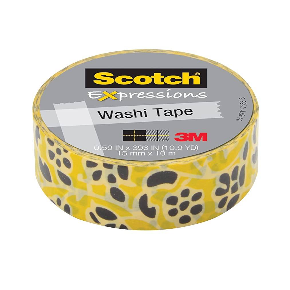 Scotch Expressions Washi Tape, 0.59