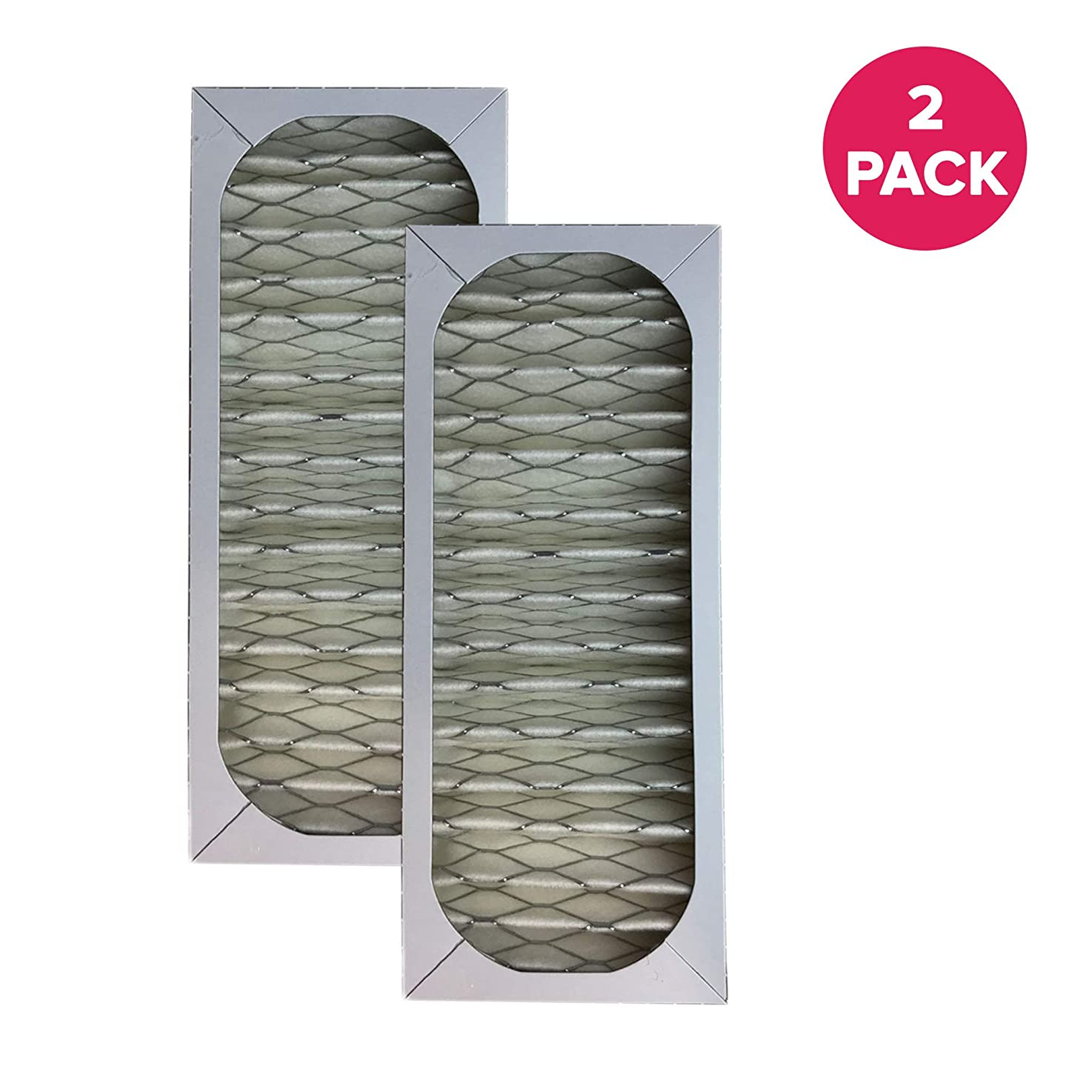 Think Crucial 2 Replacements for Hunter 30917 Air Purifier Filter Fits 30027 & 30028