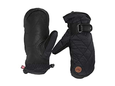 Roxy Victoria Snow Mitt (True Black) Ski Gloves