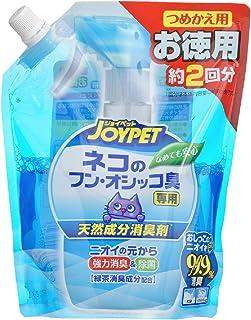 ジョイペット ネコのフン・オシッコ臭専用詰替用 450ml