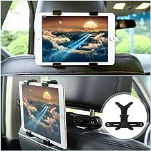 tablette Support de berceau extensible pivotant de la gamme 360 pour les t/él/éphones intelligents 10,5-22,2cm iPad Support dappui-t/ête de si/ège auto pour t/él/éphone mobile