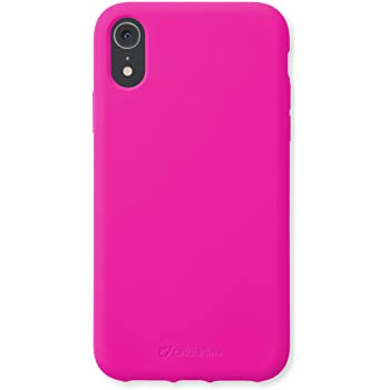 Cellularline Sensation - iPhone XR Custodia in silicone soft touch